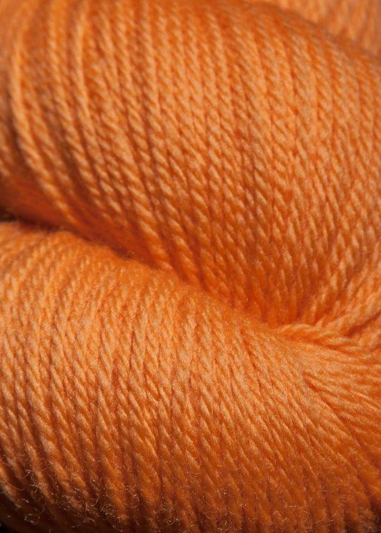 green line 100 certified organic fine grade wool yarn